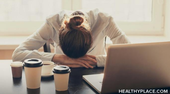 Being stressed at work is uncomfortable and makes your job harder. Learn five tips to de-stress while you're at work at HealthyPlace. These 5 techniques will relax you when you're stressed at work and improve your mental well-being in and out of the office.