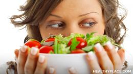 See the signs of orthorexia, an eating disorder that starts with a desire for healthy eating and leaves its victims afraid to eat almost anything at all.