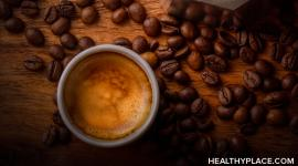 The caffeine and anxiety connection? Caffeine interferes with the brain's ability to fight anxiety. Get trusted info on caffeine and anxiety on HealthyPlace.