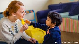 Learn about Applied Behavior Analysis, a therapy used to increase helpful behaviors and decrease undesirable ones. Details on HealthyPlace.