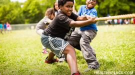 Learn how to help your overly competitive child without hurting his self-confidence and sense of competition at HealthyPlace.