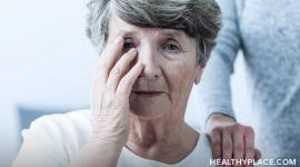 Dementia is an impairment in short and long-term memory. Read about other symptoms of dementia,dementia-alcoholism type and dementia-alzheimer's type.