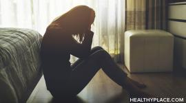 A depression attack is different from a panic attack or heart attack but just as strong and miserable. Learn all about them are and how to fight back, on HealthyPlace.