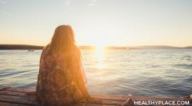 You want to know how to get out of depression? Getting out of depression can seem impossible, but there are ways. Read this on HealthyPlace.