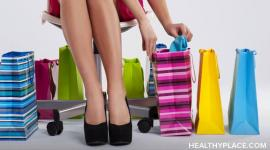 In-depth information on over-shopping aka compulsive shopping, shopping addiction - including causes, symptoms and treatment.