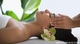 Overview of massage therapy as an alternative treatment for depression and whether massage therapy works in treating depression.