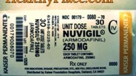 Nuvigil Patient Information