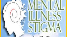46 million Americans, 1 in 5, have a mental illness. With that many people living with a mental health condition and understanding what it's like, how come there's so much stigma?
