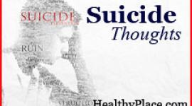 A treatment to prevent suicide? Yes, in the future. Researchers have scientific proof for first time that a brain chemical is linked to suicidal thoughts.