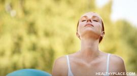 Deep breathing can improve your mental health. Find out how on HealthyPlace.