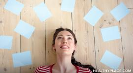 Taking your mind off problems in a healthy way is possible. Learn 3 helpful ways to take your mind off problems at HealthyPlace.