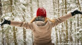 Mental health during the winter can be a challenge. Learn 3 easy tips to stay mentally healthy this winter at HealthyPlace.