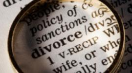 Divorce: When the Marriage is Over