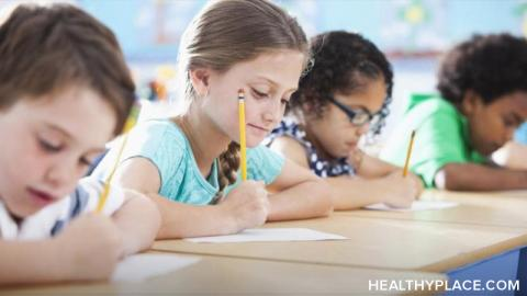 Students with learning disabilities can affect their classroom in many ways, both positive and negative. Read more on HealthyPlace.