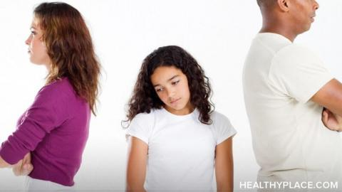 Verbal abuse can have detrimental effects on self-esteem. A child can carry these negative thoughts to adulthood, creating issues for years. Learn more at HealthyPlace.