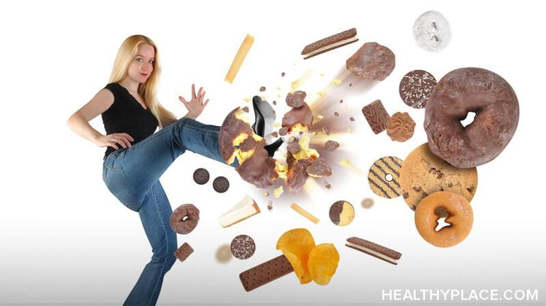 ADHD and overeating commonly double-team your brain--think about when hyperfocus or impulse control work you over. Here are four ways to stop ADHD overeating.