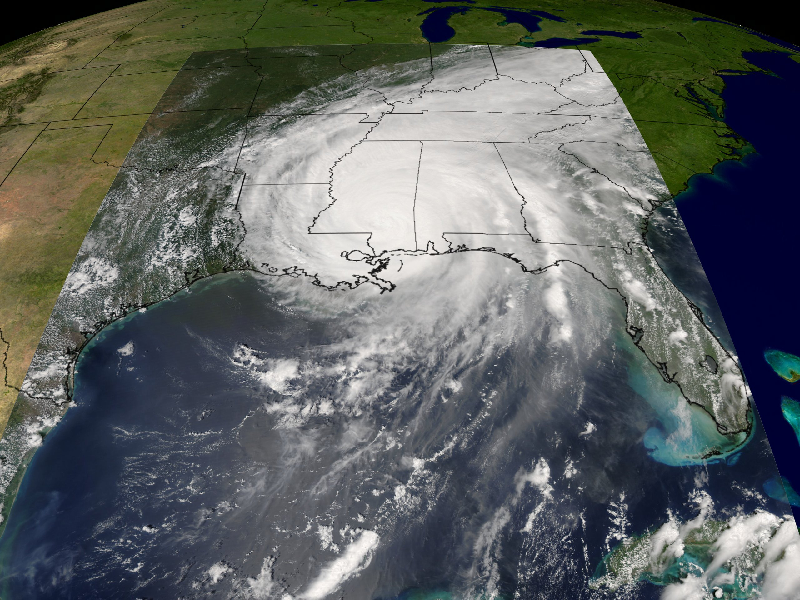 pictures from hurricane katrina - HD2560×1920