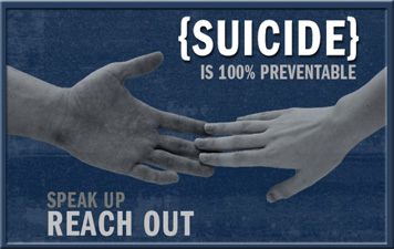 A friend of mine killed himself this week. I'm talking about suicide because talking about suicide is the way to erase the shame of talking about suicide.