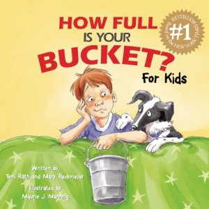 Click to buy How Full Is Your Bucket for Kids