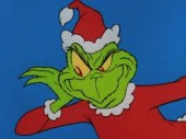 holiday grinch