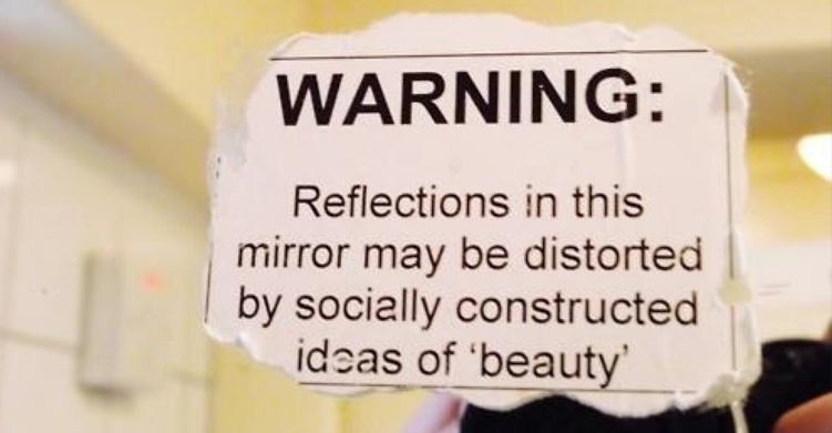 Don T Let The Media Make You Insecure About Your Beauty Healthyplace