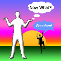 freedom after abuse