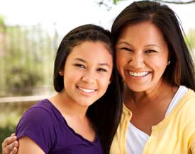 Mothers who model body image problems and negative self-talk put their daughter's self-esteem at risk