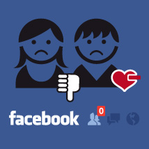 Heavy Facebook use decreases self-esteem. Find out why and how you can stop Facebook from hurting your self-esteem.
