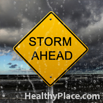 If you have a mental illness and a natural disaster strikes, what should you do? Find out, so you're prepared.