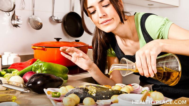 3 Tips To Be Comfortable Around Food In ED Recovery
