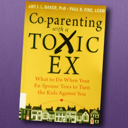 Co-parenting with a toxic ex challenges abuse survivors to improve their communication skills and emotional reactions quickly or risk losing their children.