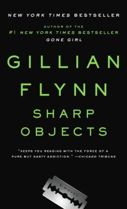 """Sharp Objects"" by Gillian Flynn brings to light the self-harm form of cutting words into one's skin. This form of self-injury is as dangerous and harmful."