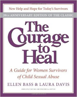 """The Courage to Heal"" is a popular book among those with dissociative identity disorder. I originally didn't recommend it but now I think it's worth reading."