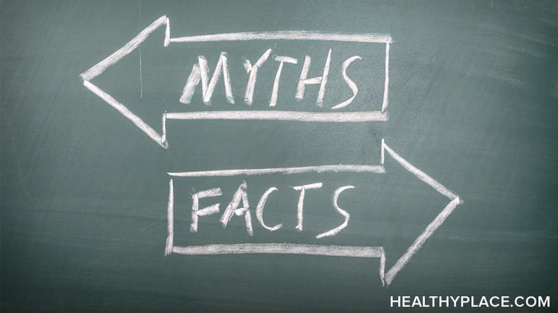 Some mental health myths are especially dangerous to those living with a mental illness and their loved ones. Read about a dangerous mental health myth.