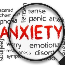 Many people believe that fear and anxiety are the same. Here is how I explain to people that I'm not afraid; I have anxiety.