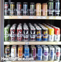 Can an Energy Drink Cause Mental Illness Symptoms?