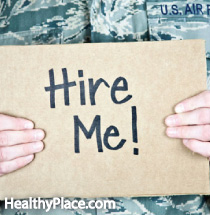 Veteran unemployment predicts PTSD symptom severity, says a new study. How can we use this to help unemployed veterans who suffer combat PTSD?