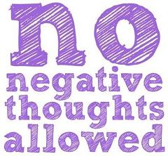 Do negative thoughts keep you from happiness? It's possible to turn those negative thoughts into positive self-talk. Learn how with this example.