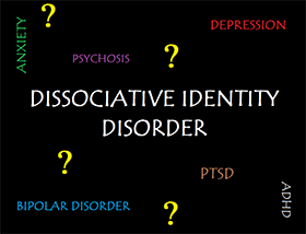 People with dissociative identity disorder are at a higher risk for being misdiagnosed. Learn why and how you can advocate for a DID diagnosis.