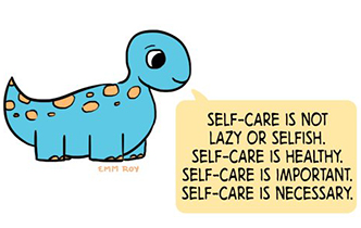 Self-stigma makes us feel guilty for taking care of ourselves. Self-care makes us feel selfish, when that is the furthest thing from the truth. Check this out.