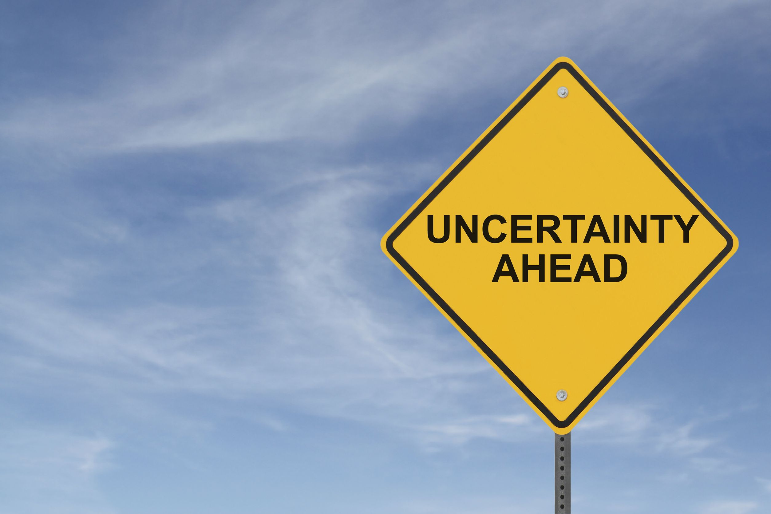 You can find peace in times of uncertainty. The stress of uncertainty poses problems, but you control the amount of peace you find in uncertainty. Here's how.