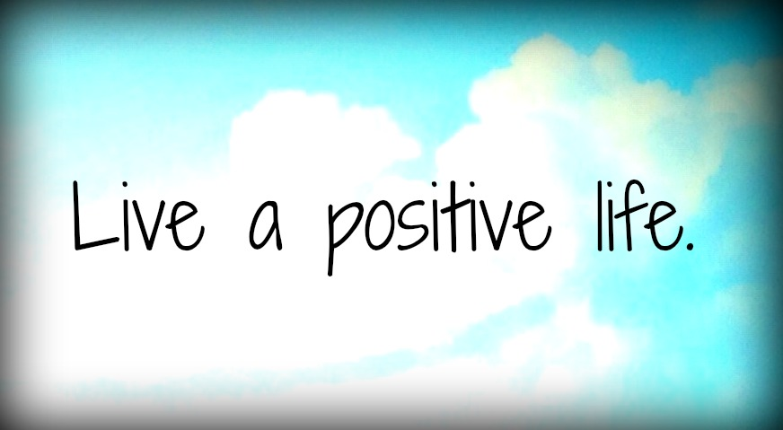 how to stay positive around a negative person
