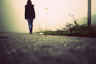 Walking away from mental health stigma is not usually good advice. We can only fight stigma by standing up to it. When is it okay to walk away from stigma?