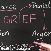 The stages of grief give you a good idea of what you'll go through after the sudden death of a friend. Here's how to cope with each stage of grief. Read this.