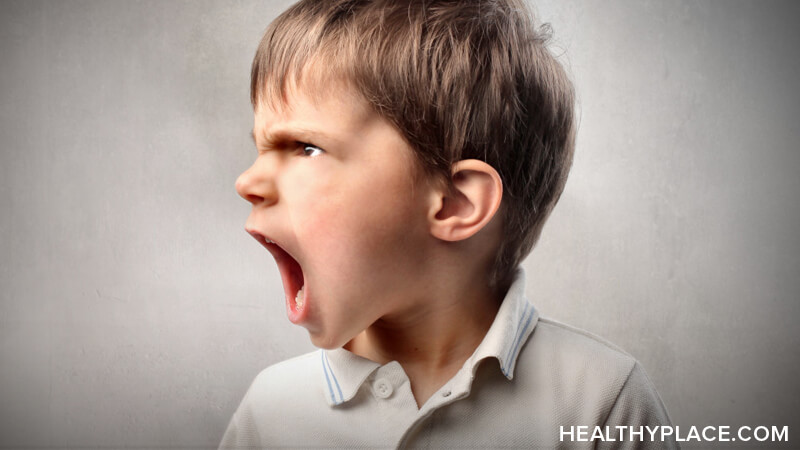 Disruptive Mood Dysregulation Disorder (DMDD), relatively new to childhood diagnoses, may explain your child's terrifying outbursts. Could it be DMDD?
