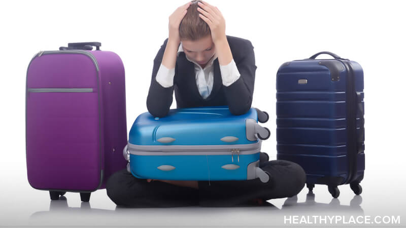 Travel with bipolar disorder can be challenging as travel can make bipolar worse. Read these 10 tips on how to travel successfully with bipolar disorder.