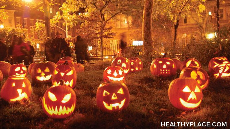 Halloween can make it hard to avoid a binge. Get tips on how to get through the holiday without eating disorder behaviors. It's possible to avoid a binge.