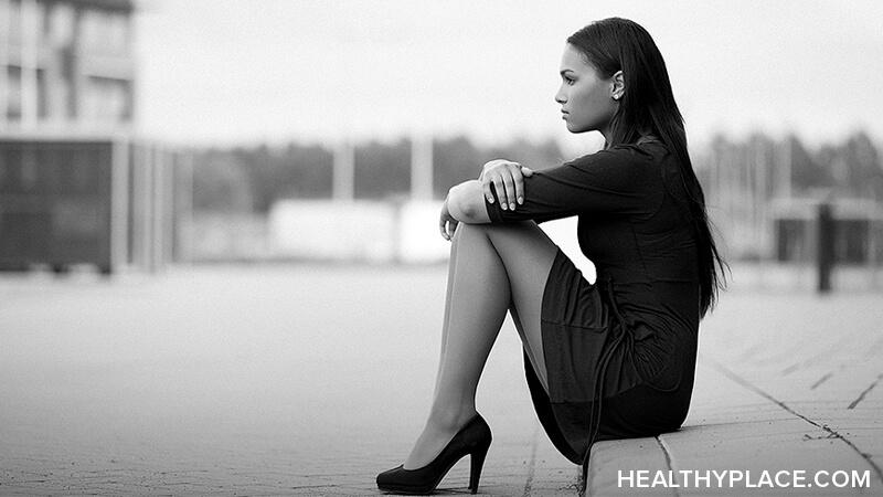 Knowing how much alone time is healthy for us becomes more important when we're in mental illness recovery. How much alone time is healthy for you? Learn here.