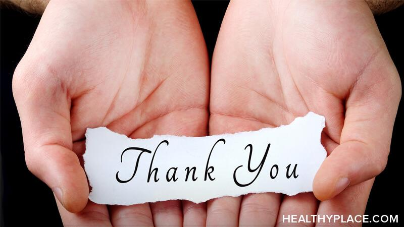 Thank You to My Parents Who Support Me Through Schizophrenia