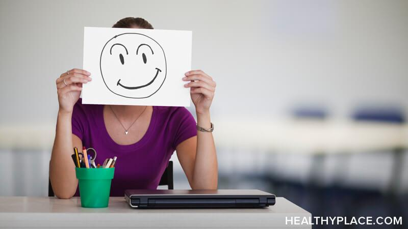 Fake smiles -- we all use them but in bipolar disorder, fake smiles are a major coping skill. Learn about why people with bipolar use more fake smiles.